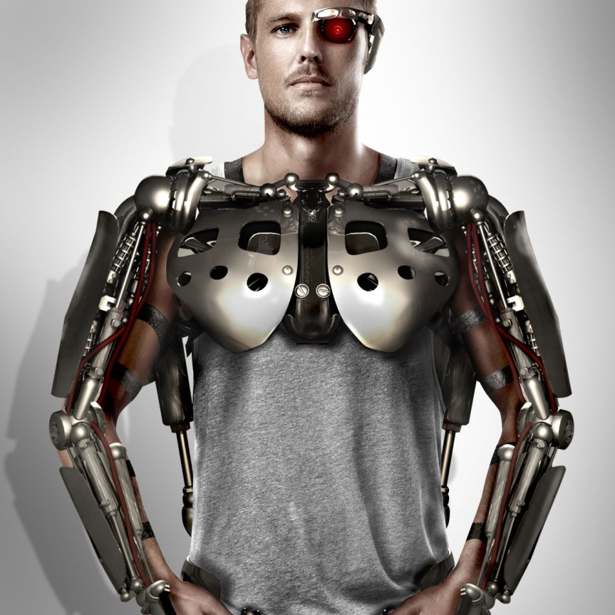 Exoskeletons: Not Just For Advanced Warfare