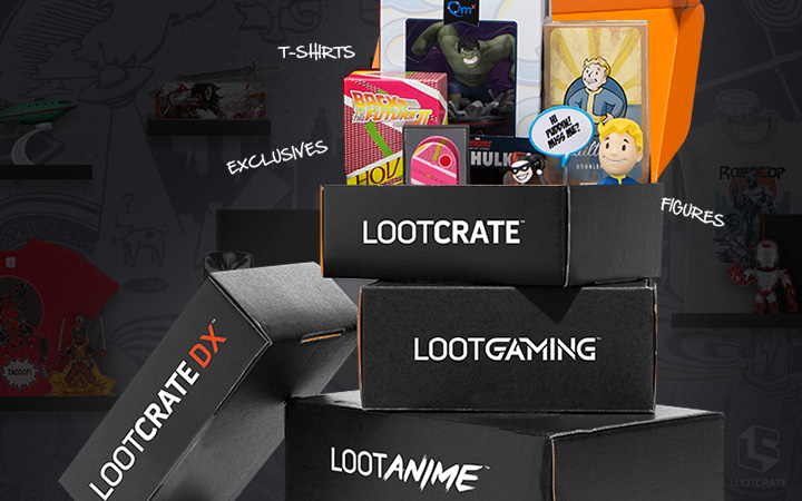 Upcoming LootCrates