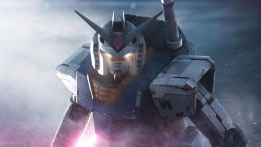 Live-Action Gundam!