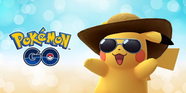 Pokemon Go – 2 year Anniversary