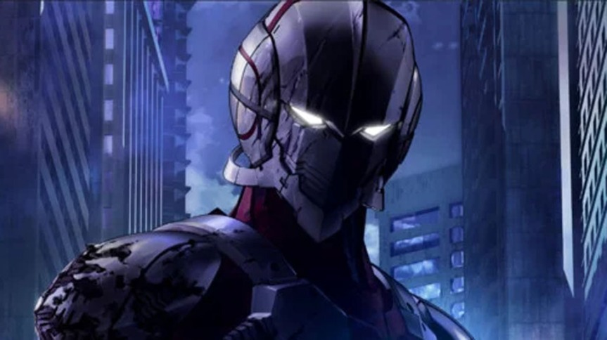 Ultraman Gets a Netflix Series